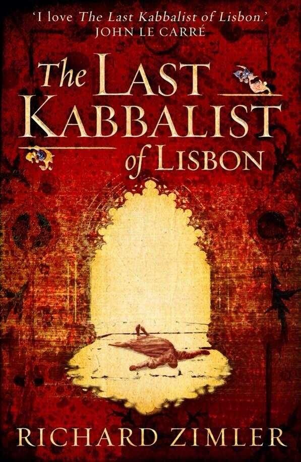 The Last Kabbalist of Lisbon kapak