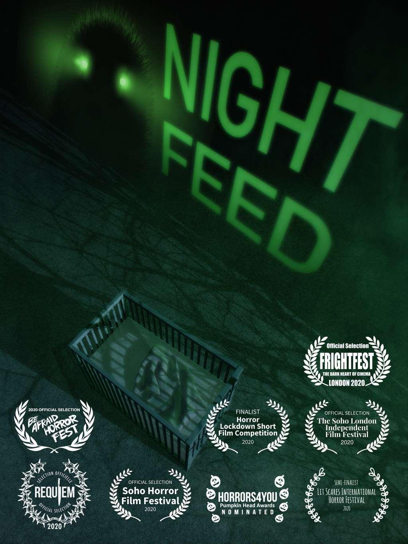 Night Feed kapak