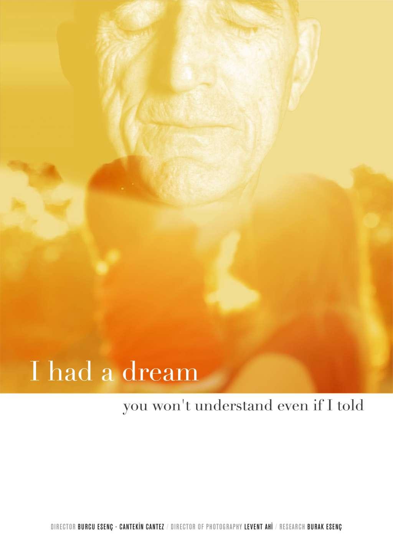 Bir Rüya Gördüm kapak
