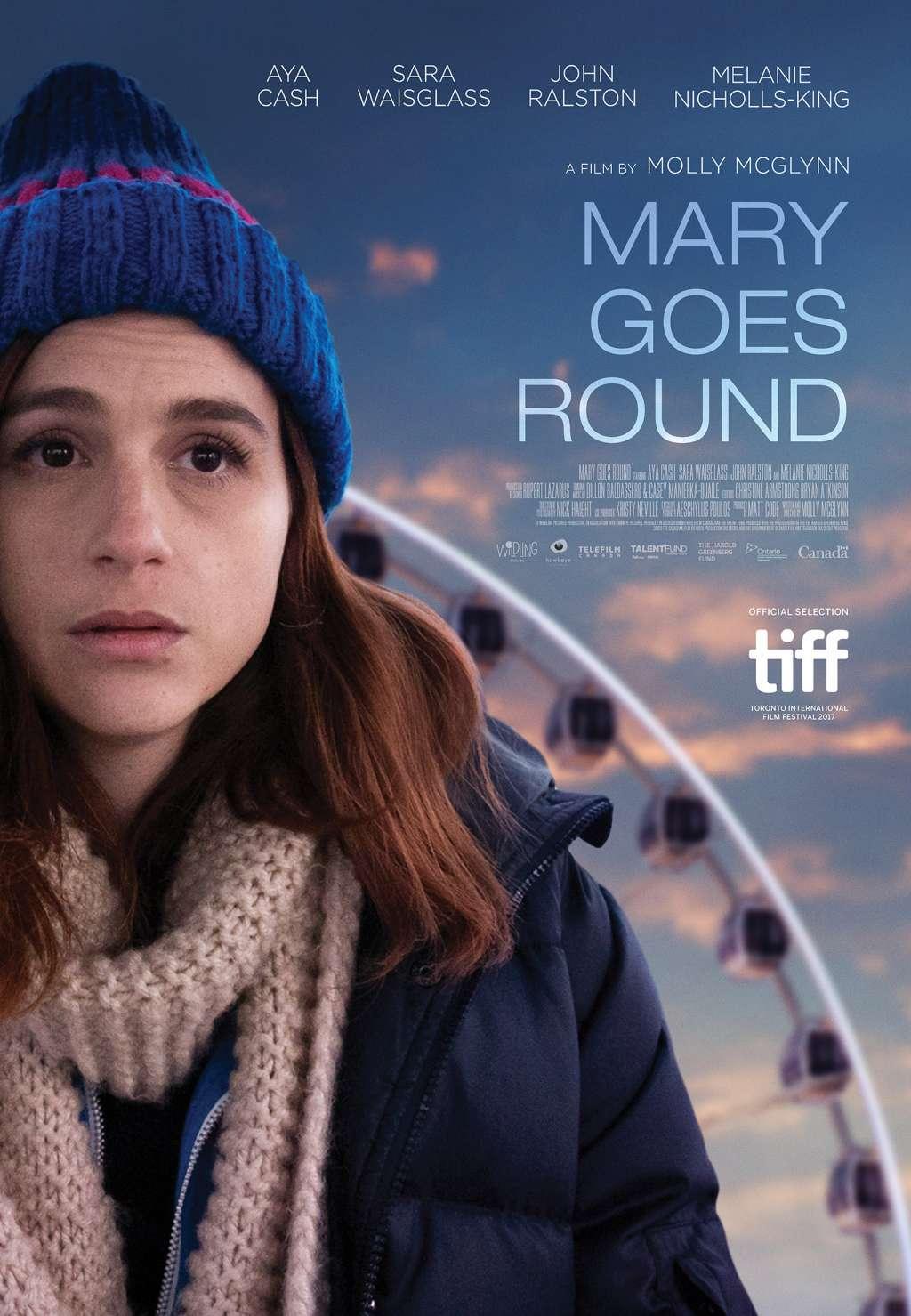 Mary Goes Round kapak