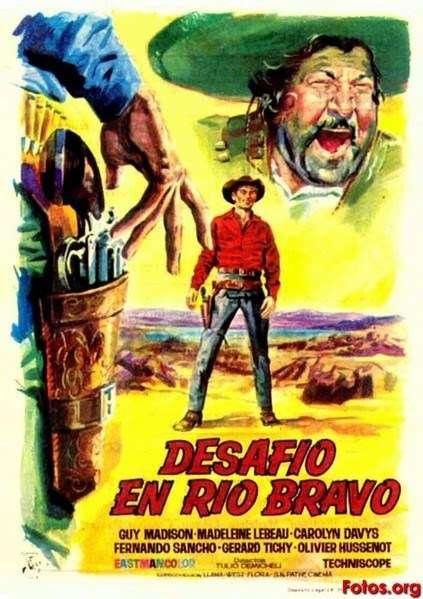 Gunmen of Rio Grande kapak