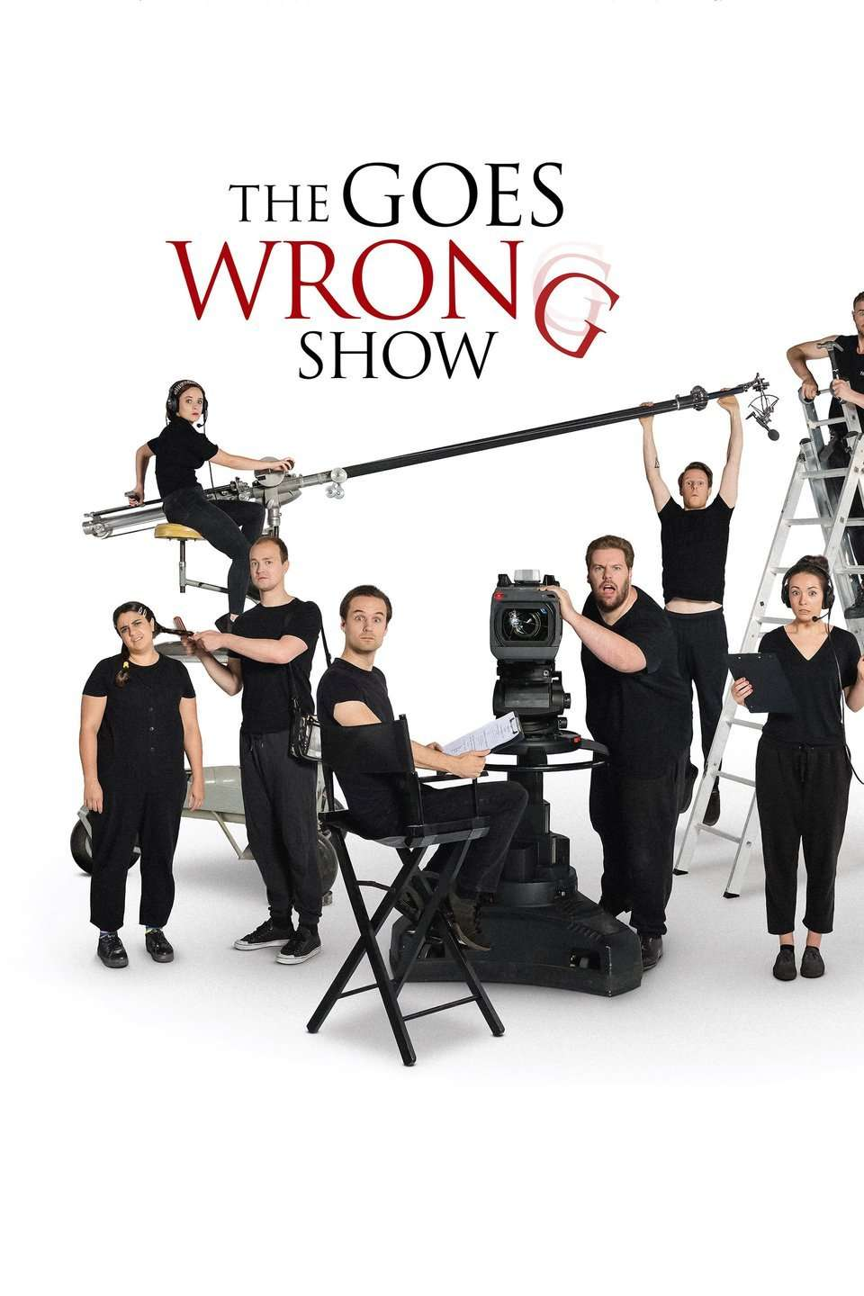 The Goes Wrong Show kapak