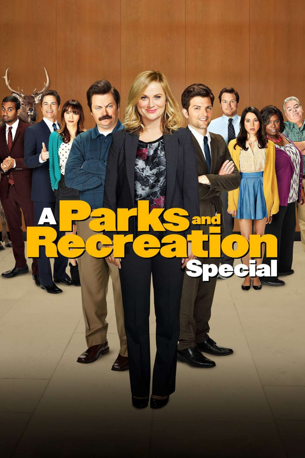 A Parks and Recreation Special kapak