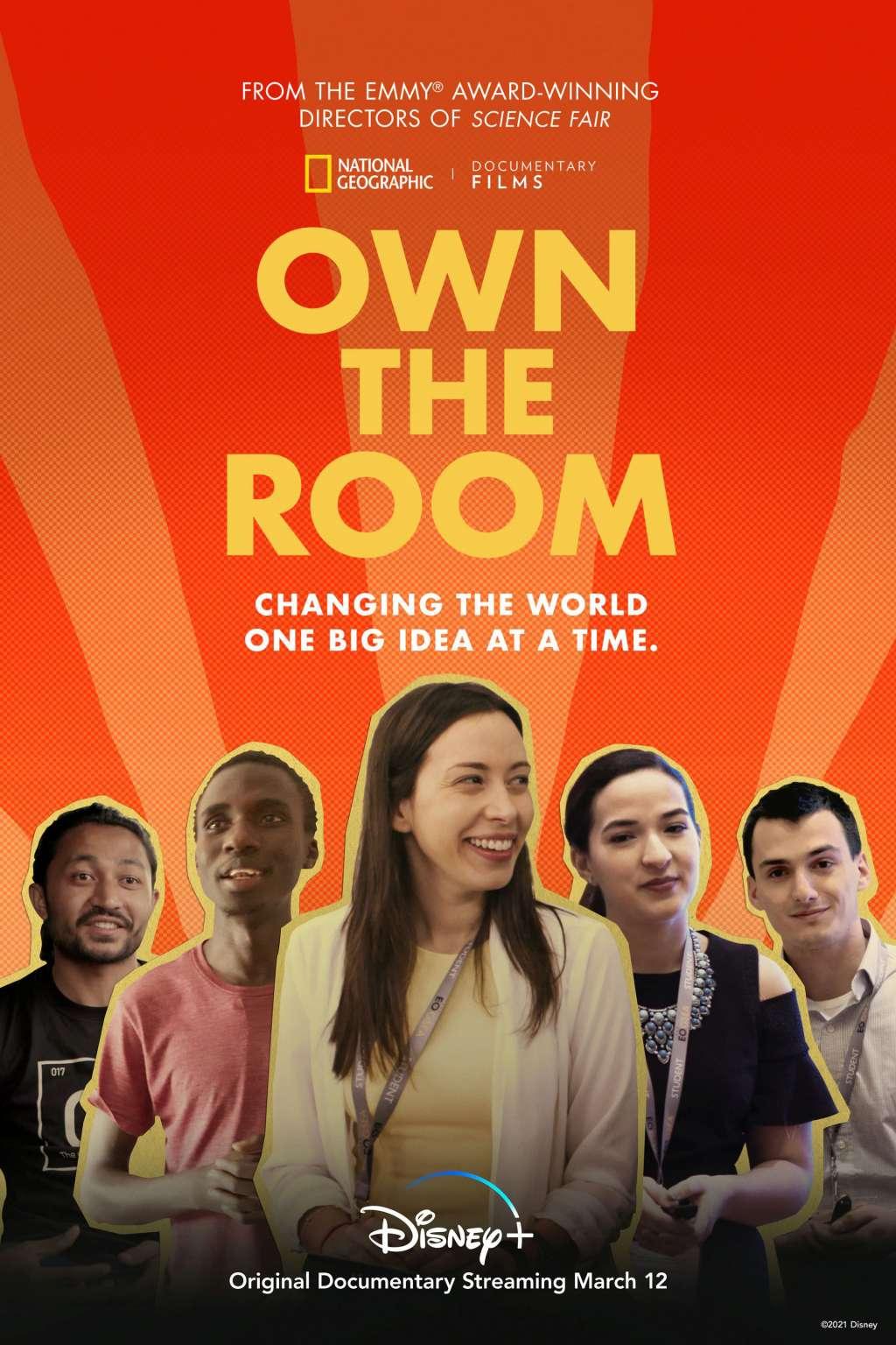 Own the Room kapak