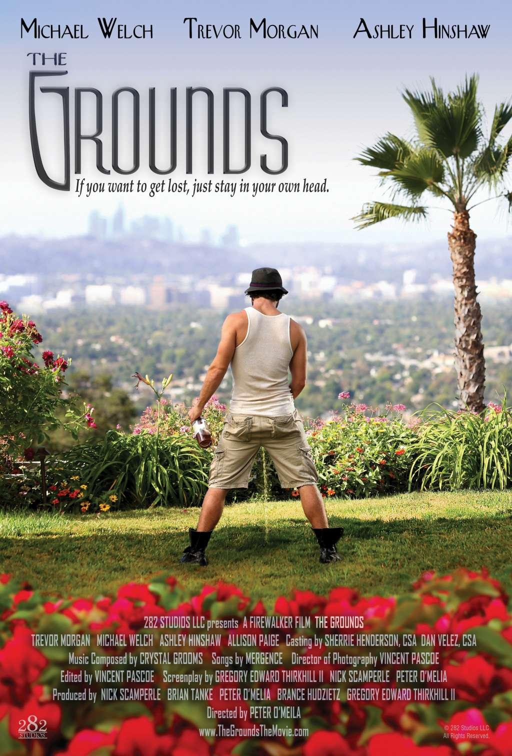 The Grounds kapak