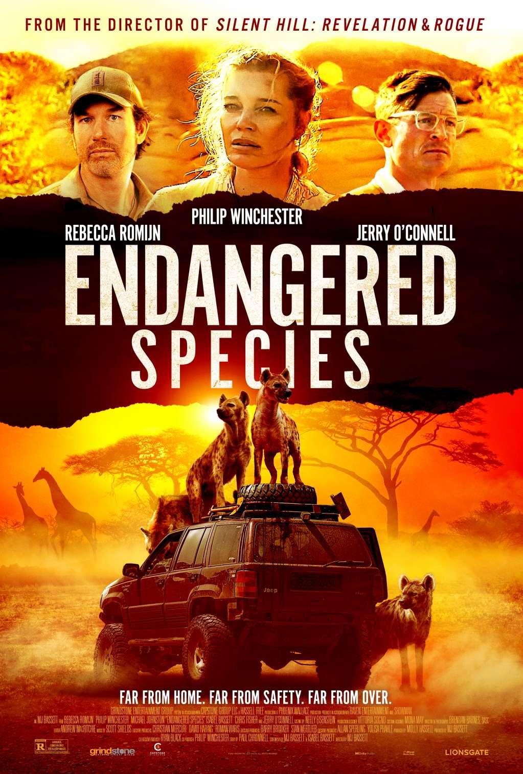 Endangered Species kapak