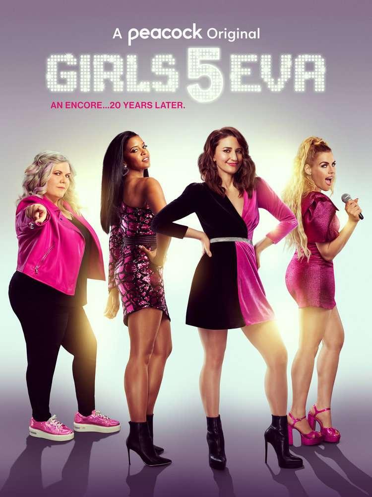 Girls5eva kapak