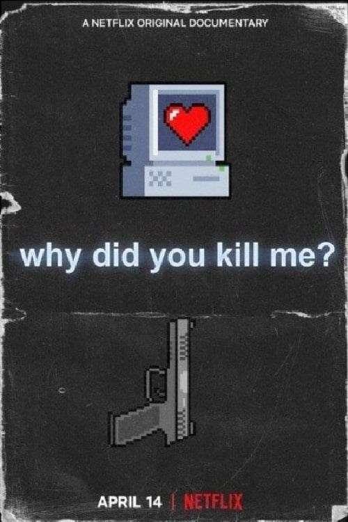 Why Did You Kill Me? kapak