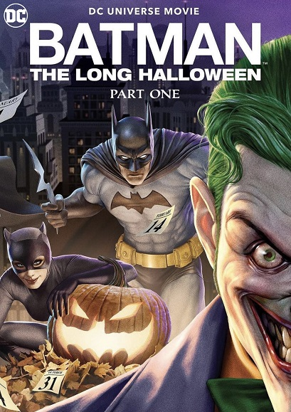 Batman: The Long Halloween, Part One kapak