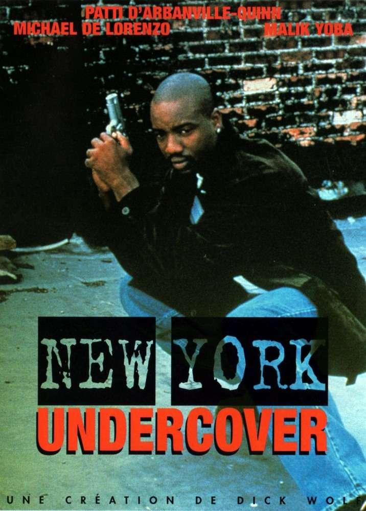 New York Undercover kapak