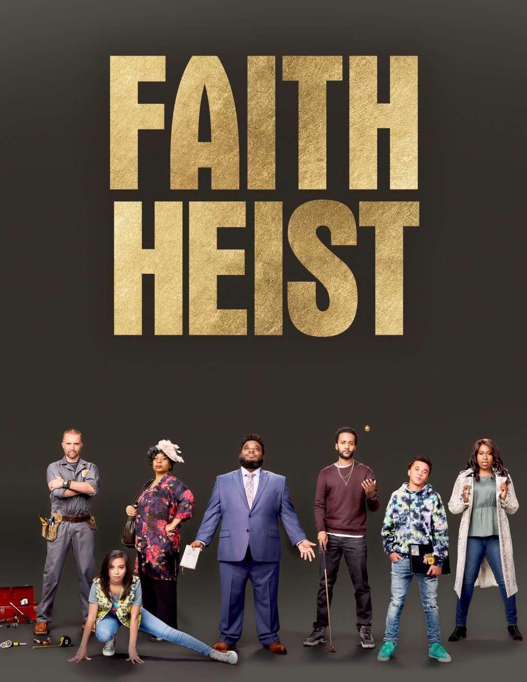 Faith Heist kapak