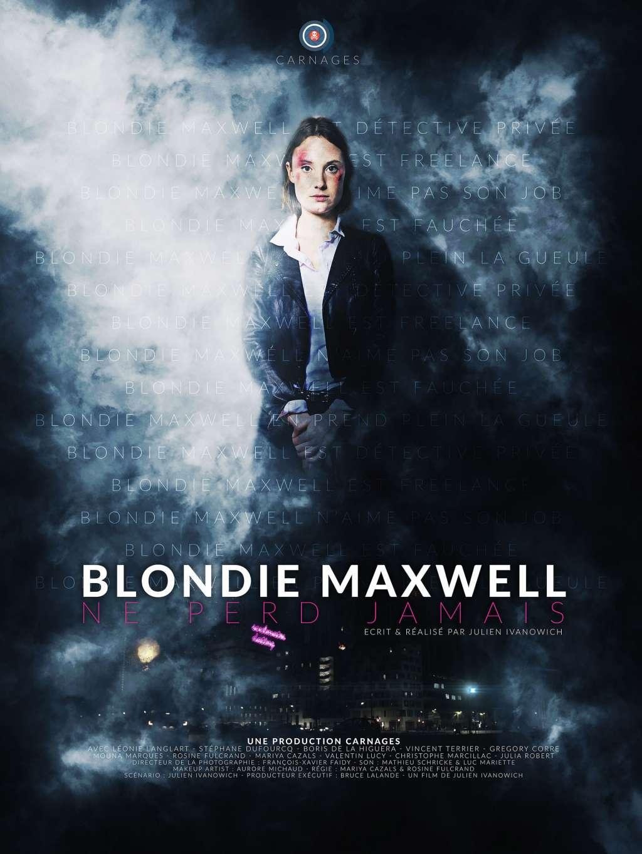 Blondie Maxwell never loses kapak