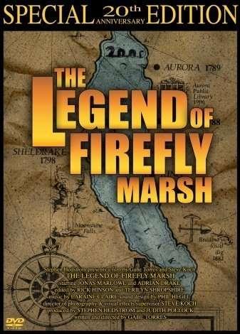 Legend of Firefly Marsh kapak