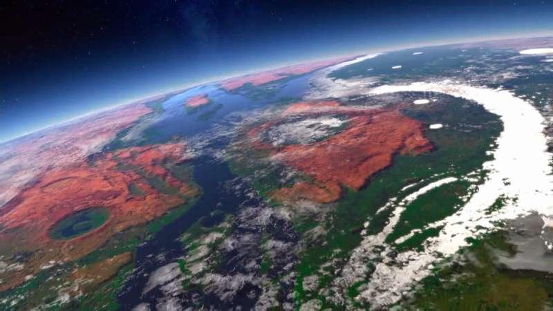 Mars: Making the New Earth kapak