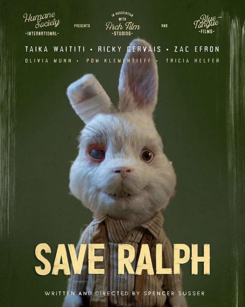 Save Ralph kapak