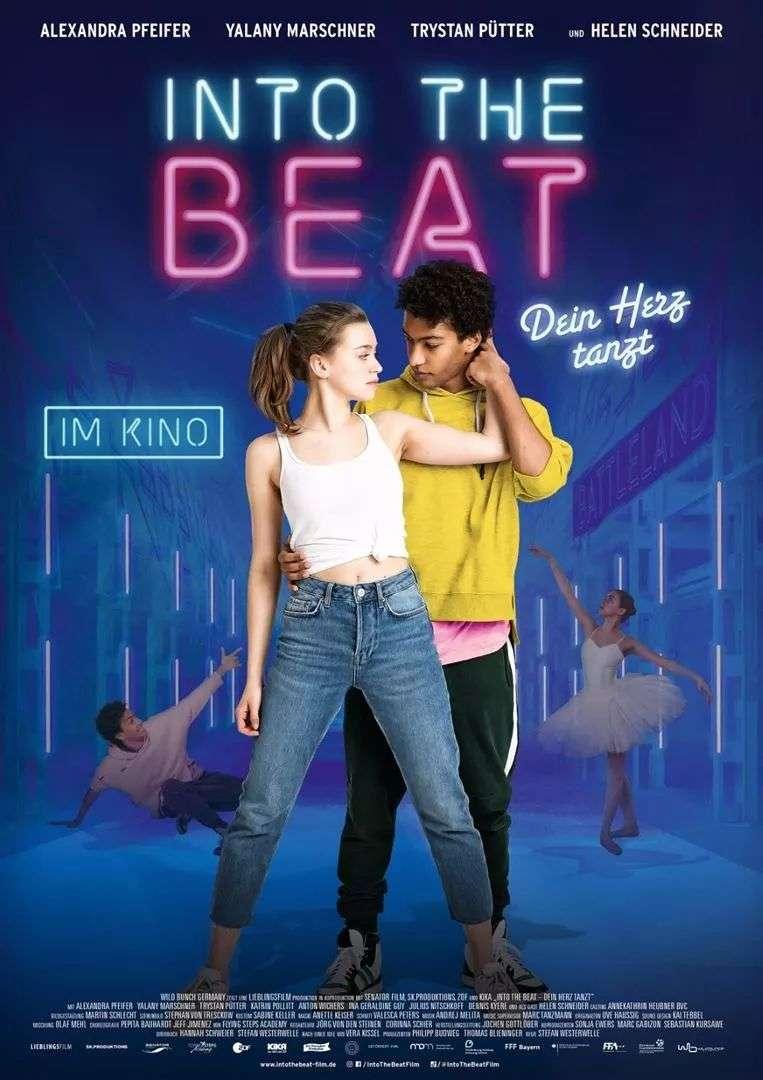Into the Beat kapak