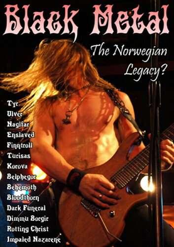 Black Metal: The Norwegian Legacy? kapak
