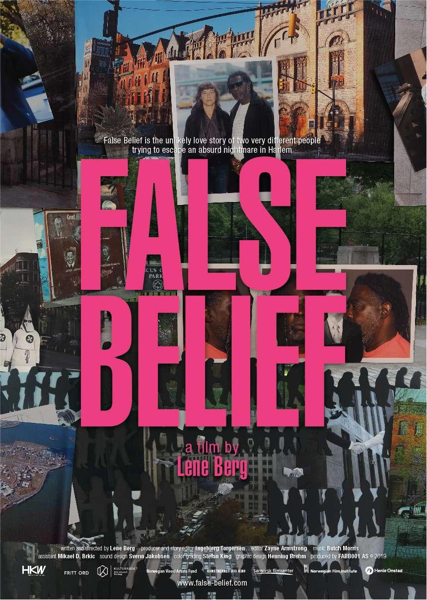 False Belief kapak