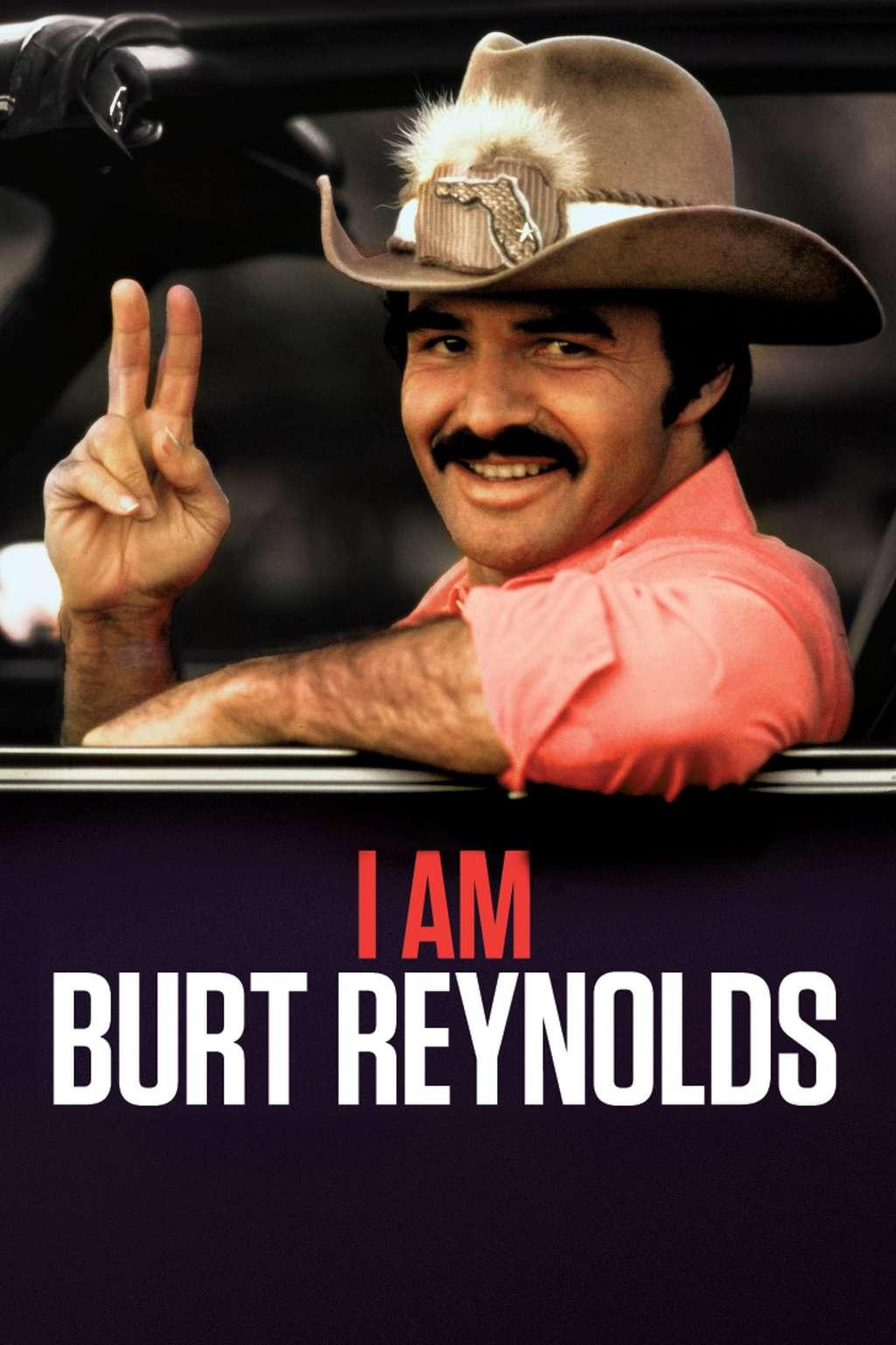 I Am Burt Reynolds kapak