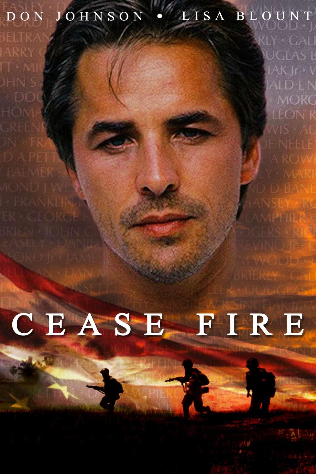 Cease Fire kapak