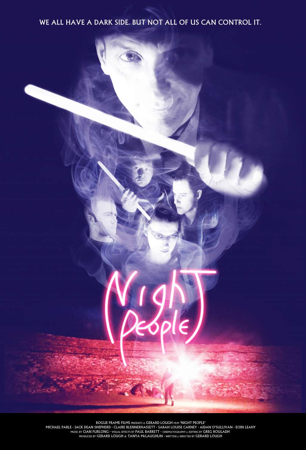 Night People kapak