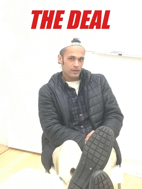 The Deal kapak