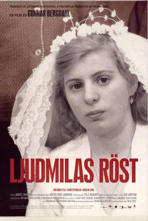 The Voice of Ljudmila kapak