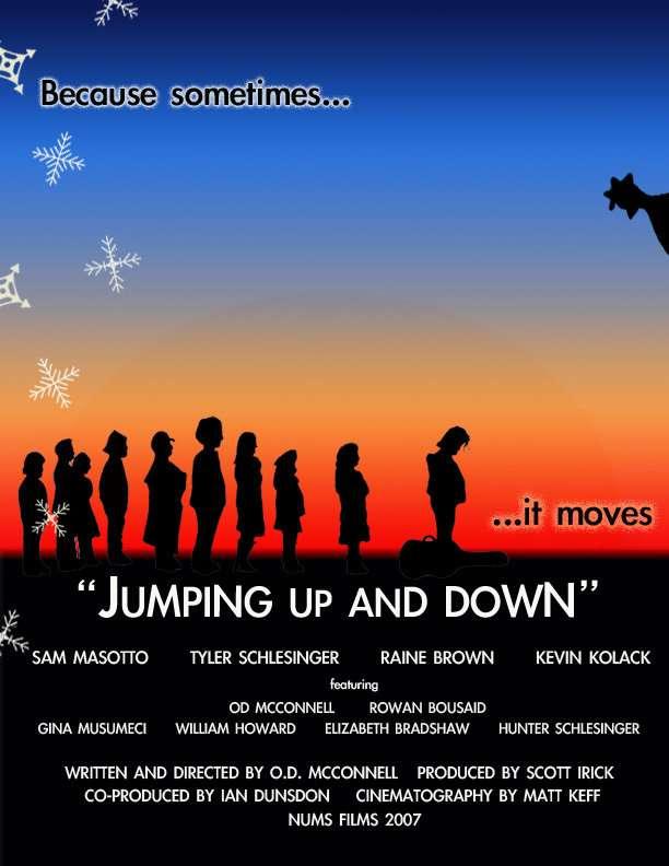 Jumping Up and Down kapak