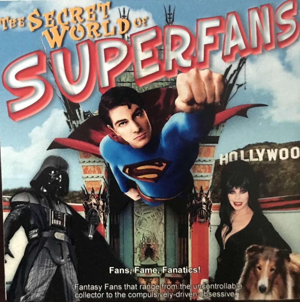 The Secret World of Superfans kapak