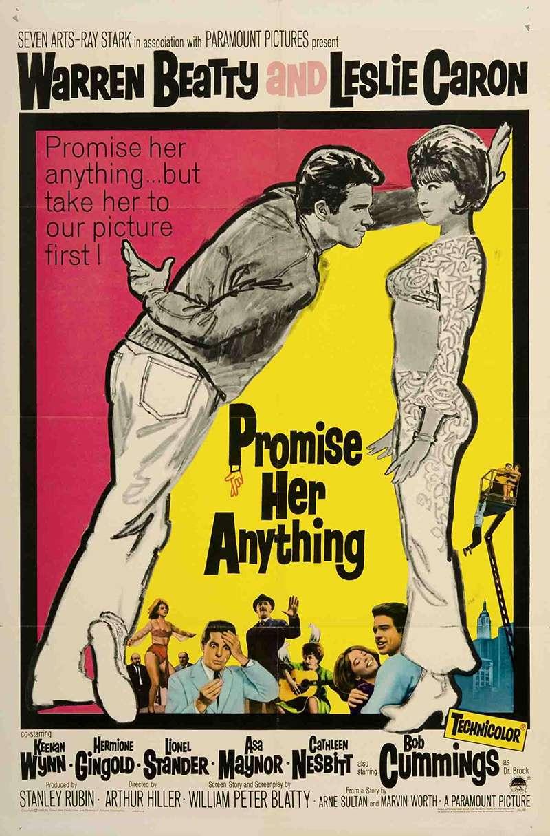 Promise Her Anything kapak