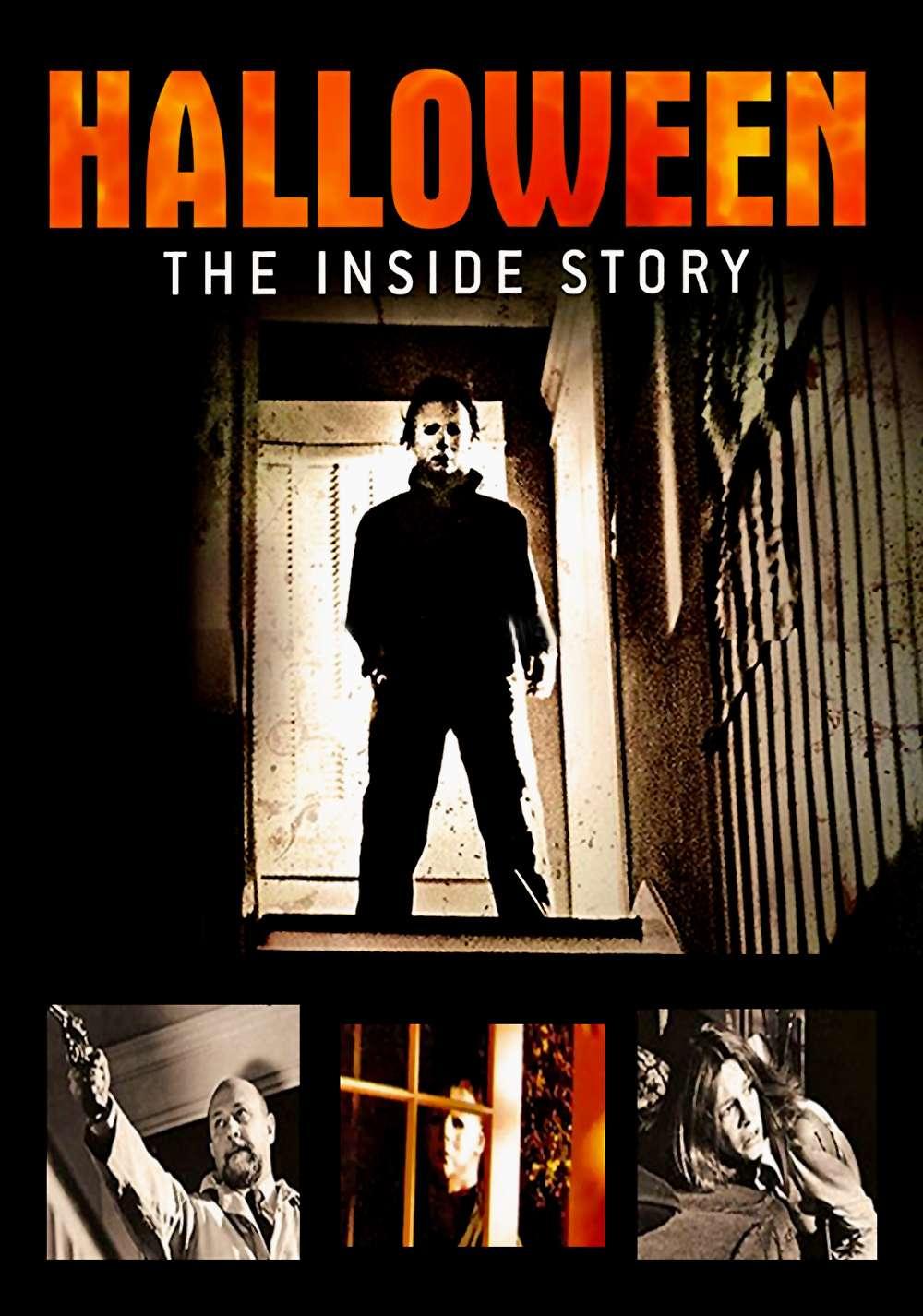 Halloween: The Inside Story kapak