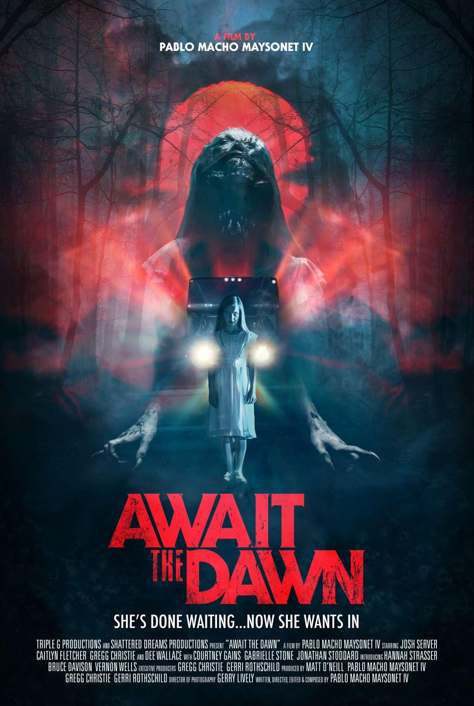 Await the Dawn kapak