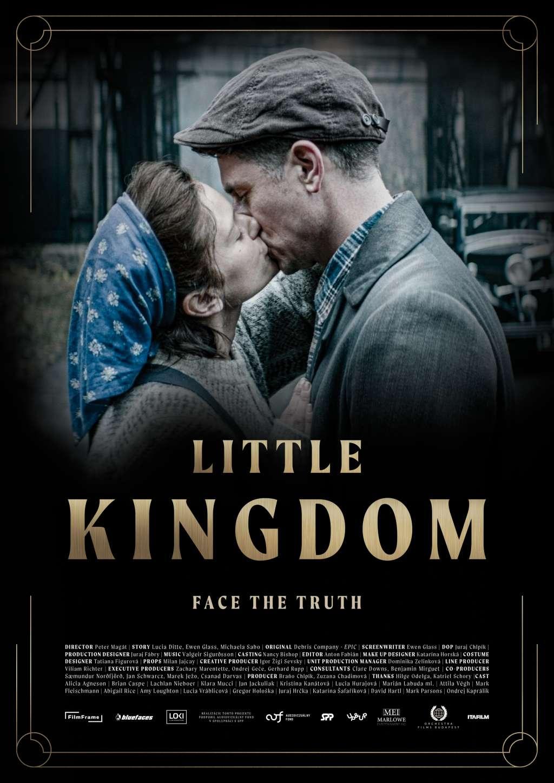 Little Kingdom kapak