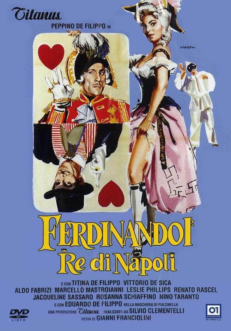 Ferdinando I° re di Napoli kapak