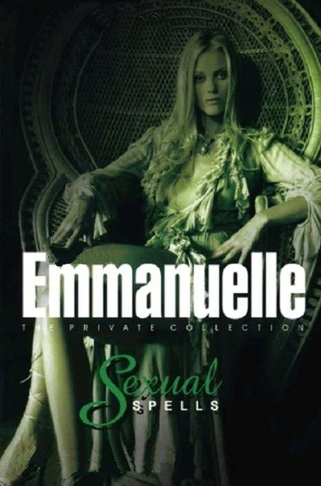 Emmanuelle Private Collection: Sexual Spells kapak