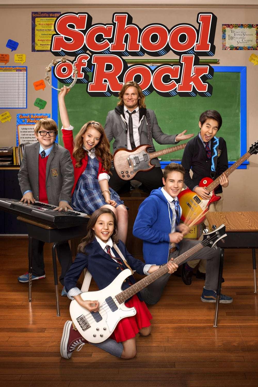 School of Rock kapak
