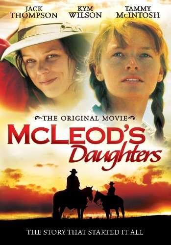 McLeod's Daughters kapak