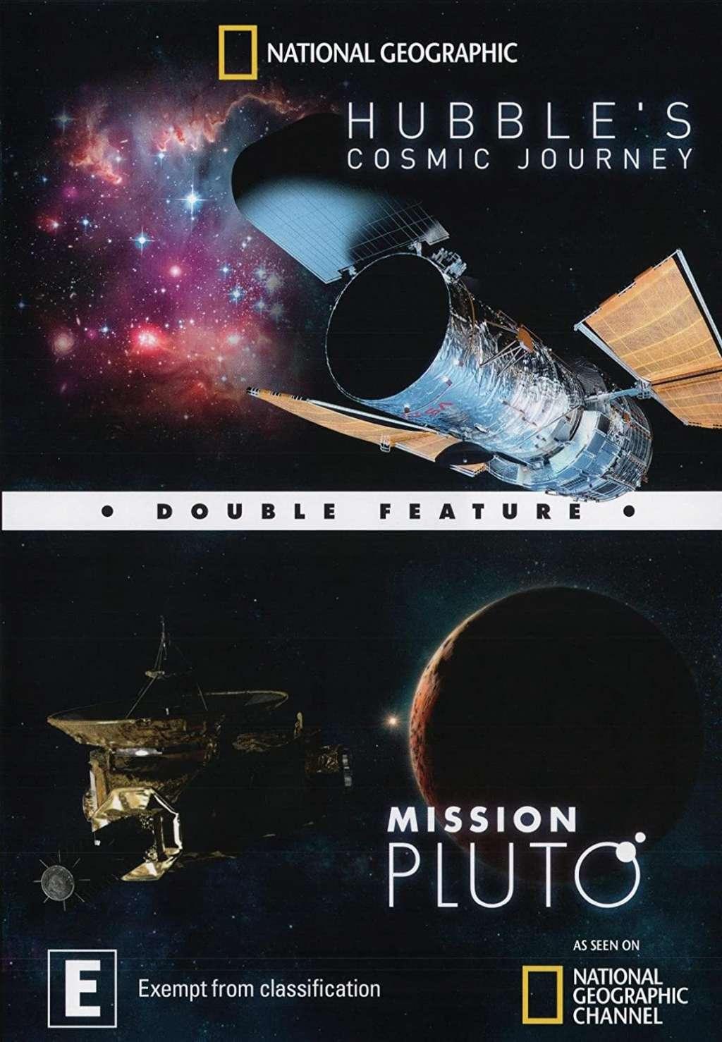 Hubble's Cosmic Journey kapak