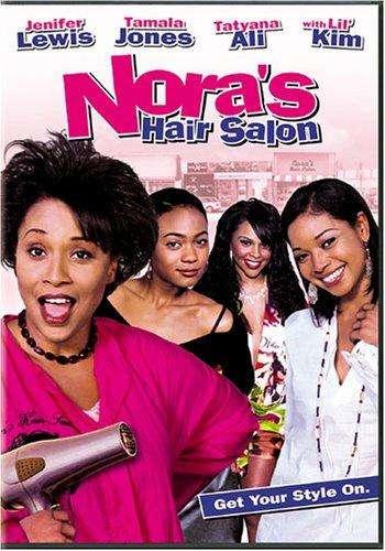 Nora's Hair Salon kapak