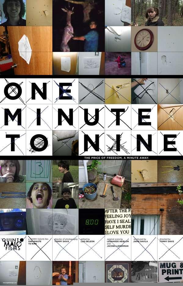 One Minute to Nine kapak
