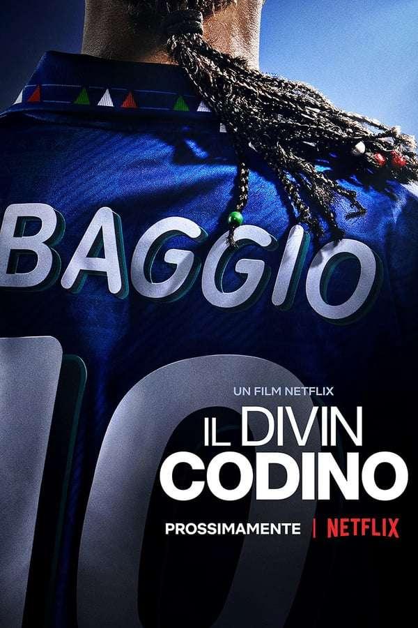 Baggio: The Divine Ponytail kapak