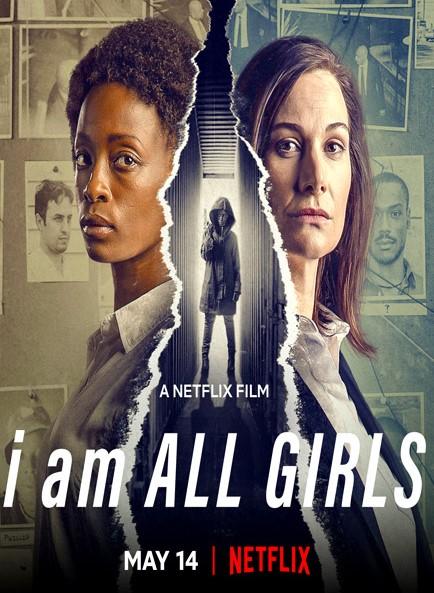 I Am All Girls kapak