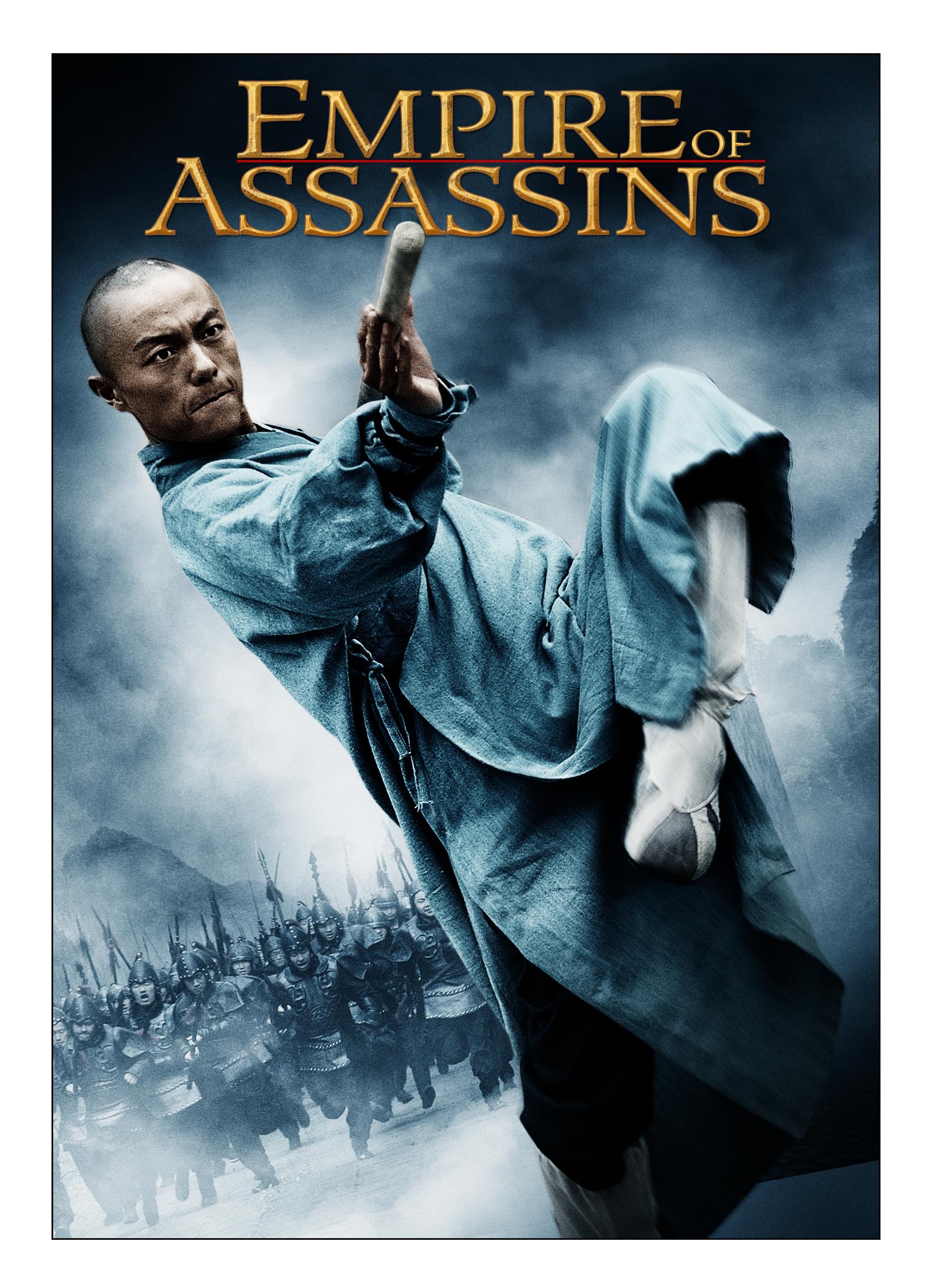Empire of Assassins kapak