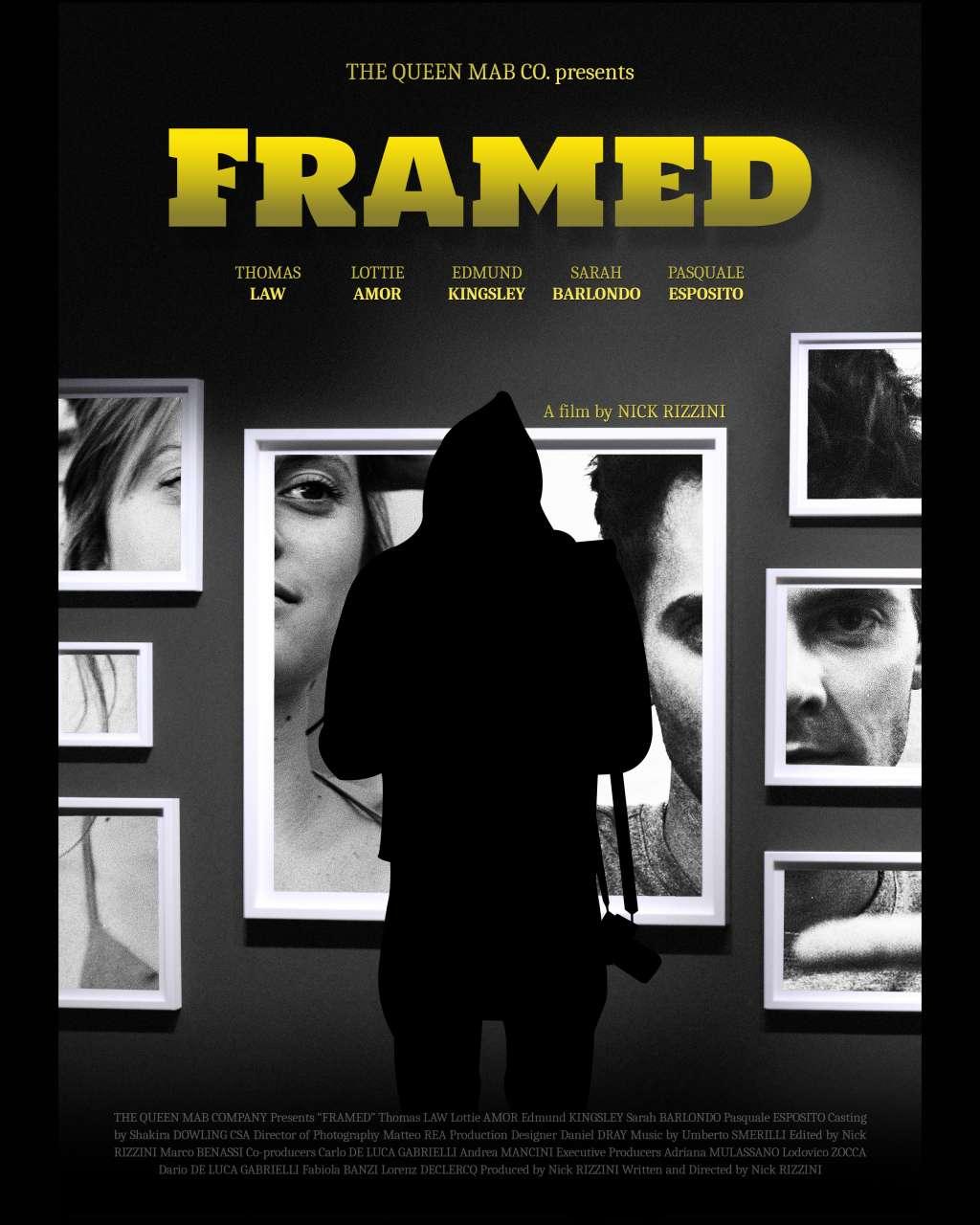 Framed kapak