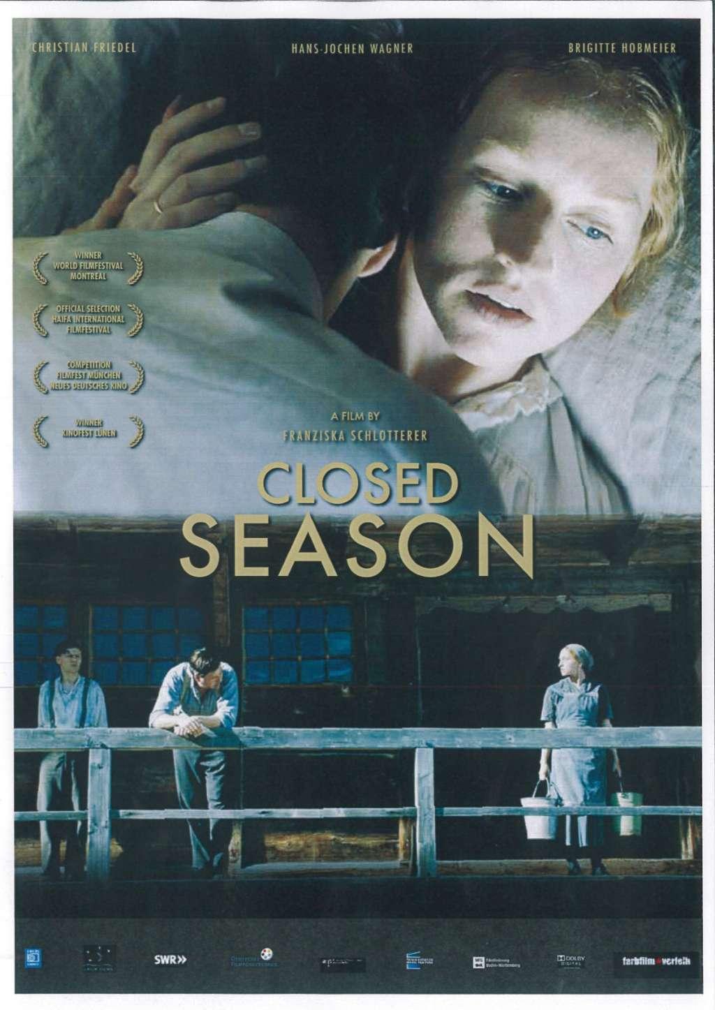 Closed Season kapak