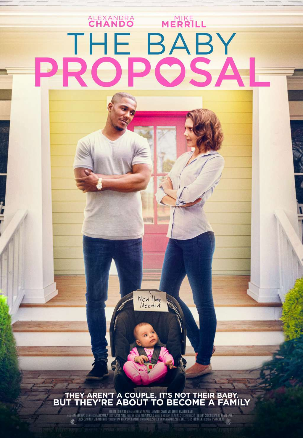 The Baby Proposal kapak