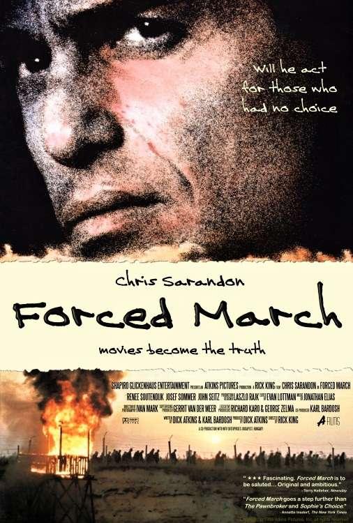 Forced March kapak