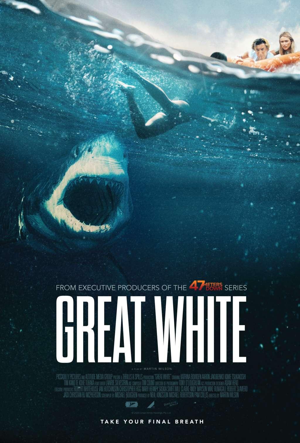 Great White kapak