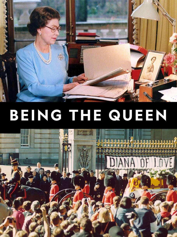 Being the Queen kapak
