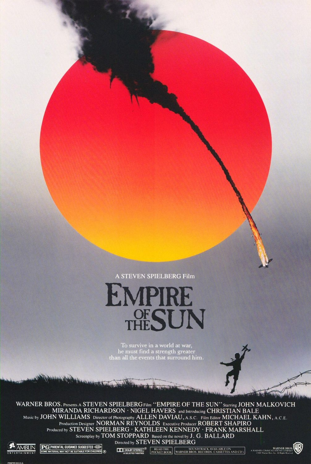 Empire of the Sun kapak